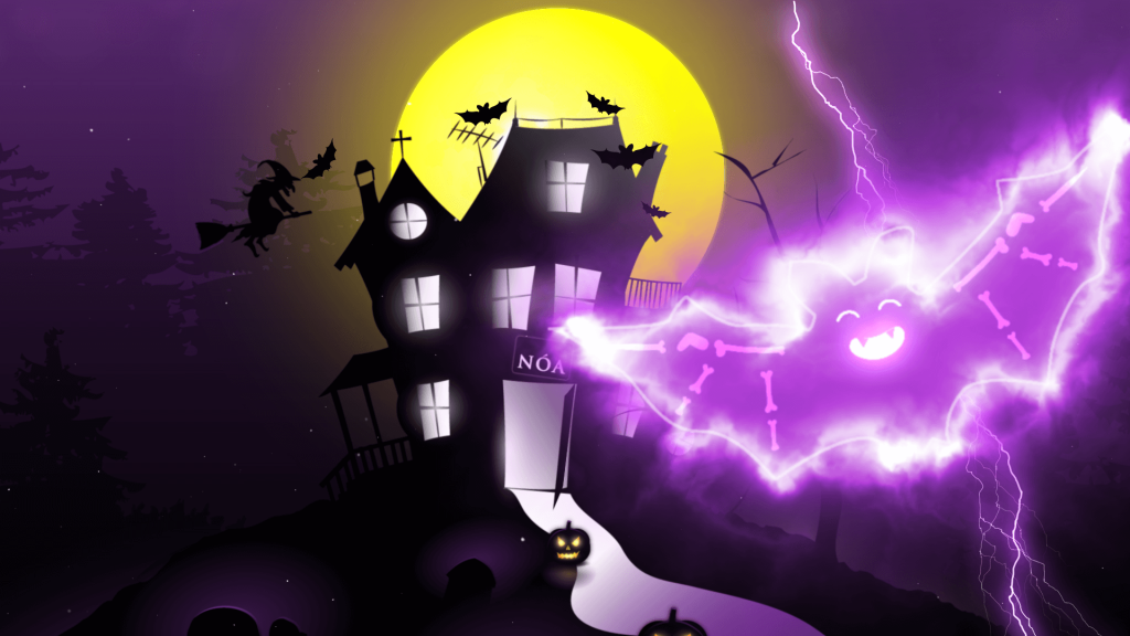 Halloween Nói Síríus
